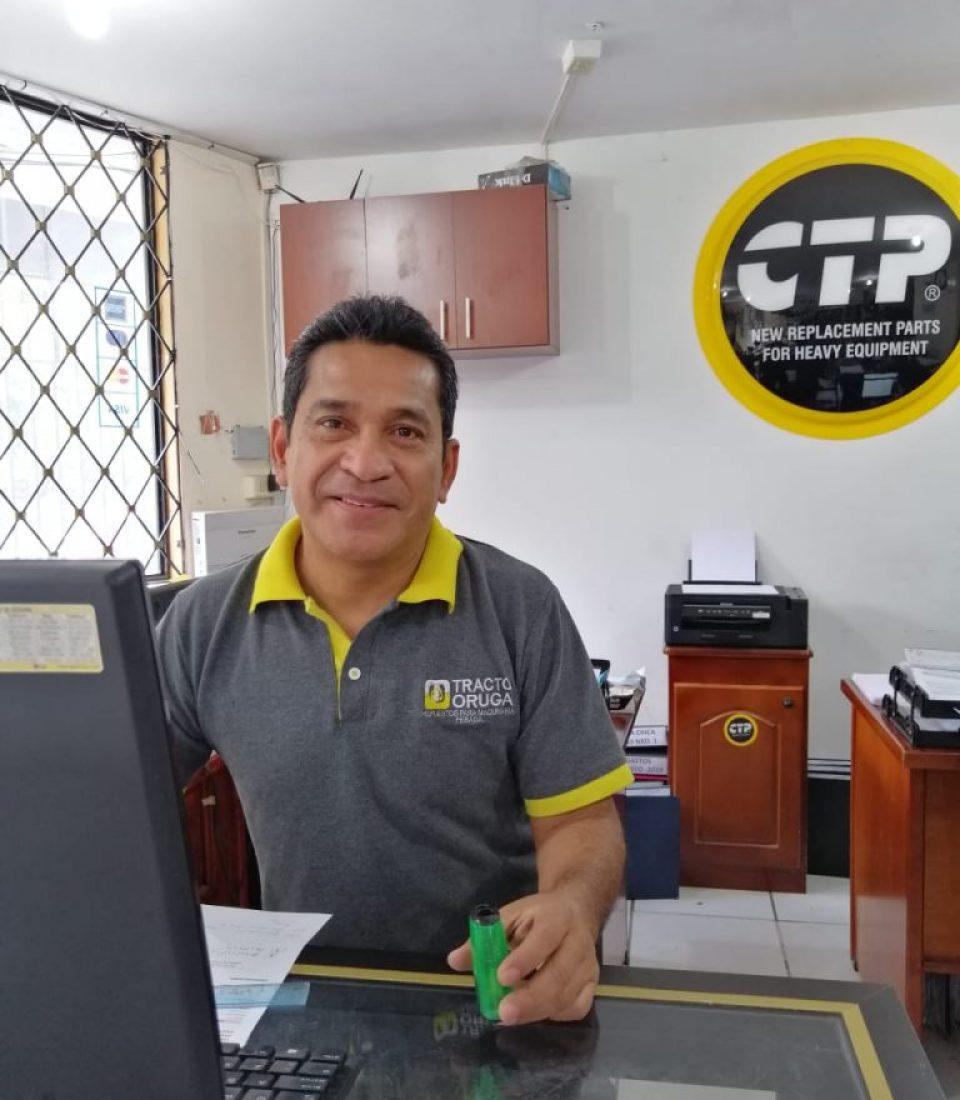 Andrés Rodríguez Vera