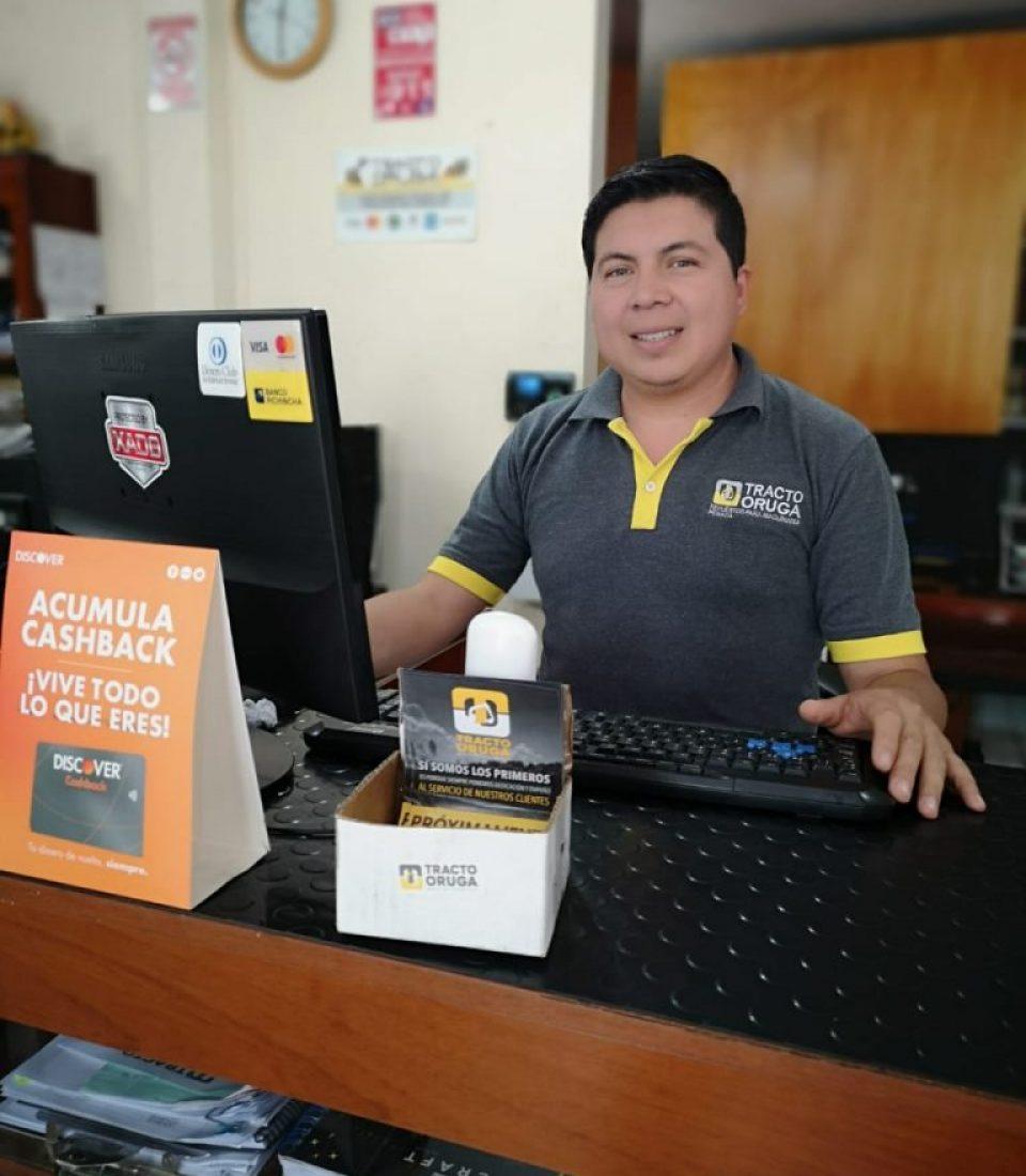 Ing Mg Wilman Patricio Pacheco Poma